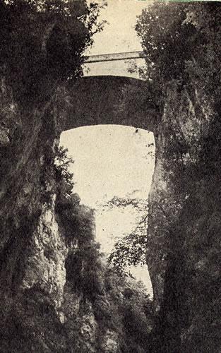 Anticoli che non sparisce 4a for Piani di ponte ottagonale