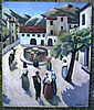 L'immagine di sfondo di questa pagina, raffigurante piazza delle Ville ad Anticoli Corrado, è un dipinto dell'artista danese Viggo Rhode (1900-1976). L'ha segnalata a ScuolAnticoli il signor Peter Holck. Rielaborazione grafica di Luigi Scialanca.