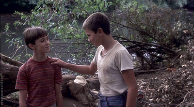 """Stand by me"", di Rob Reiner (1986)."